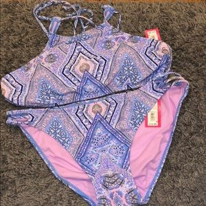 Cute bathing suit! With Pads!